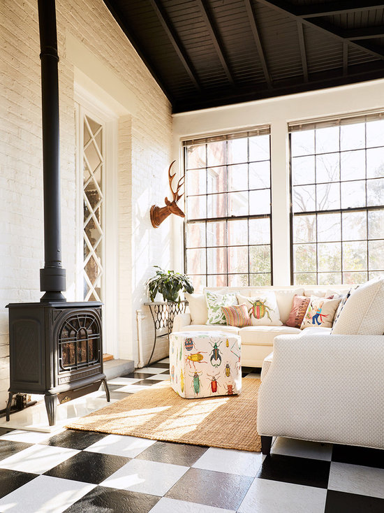 SaveEmailEclectic Living Room Design Ideas Remodels Photos Houzz