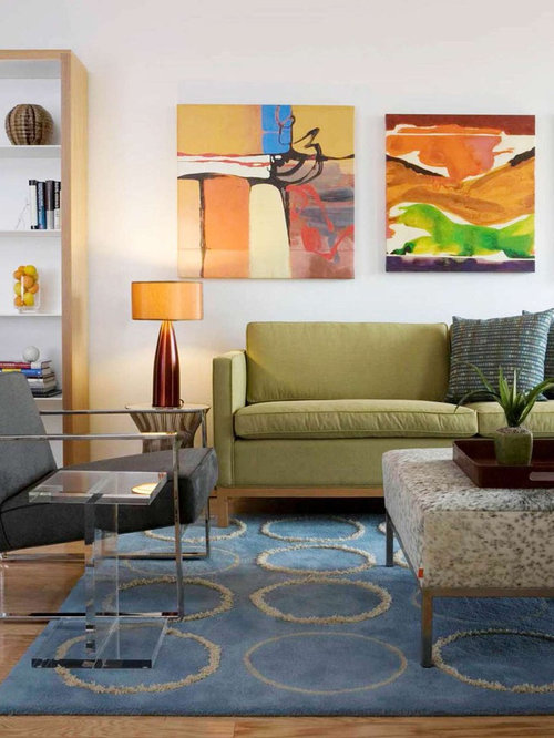 Art Above Sofa Houzz