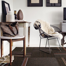 Eclectic Living Room by FLOR