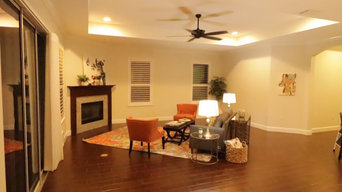 September Ormond Beach Vacant Staging