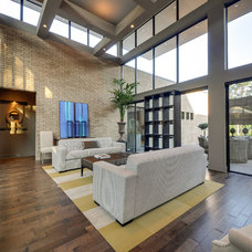 Modern Living Room by Classic Urban Homes