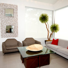Modern Living Room by Cantoni