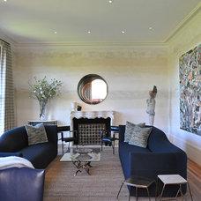 Contemporary Living Room SF Decorator Showcase 2014   Living Room