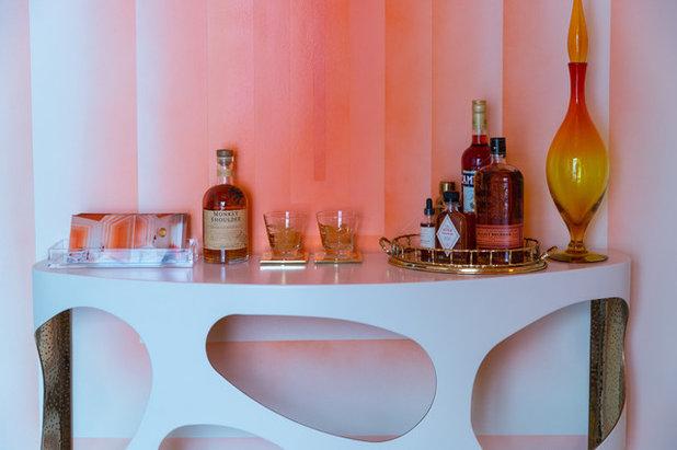 Modern Living Room by Lauren Edith Andersen, Photographer
