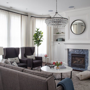 Shades of grey. S.F. apartment by Suzanne Glynne