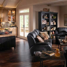 Traditional Living Room by Just Cabinets Furniture & More