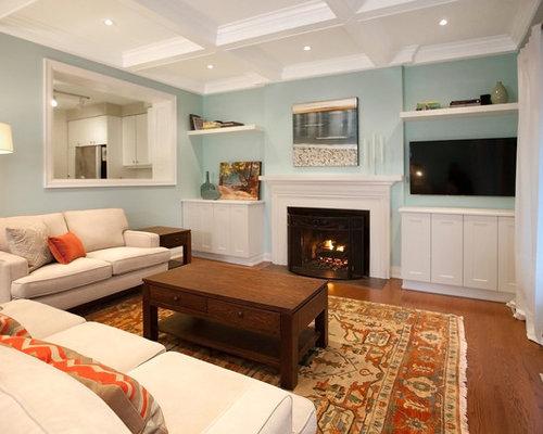 - Shaker Style Living Room