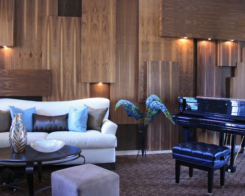 wood wall paneling home design ideas pictures remodel and decor. Black Bedroom Furniture Sets. Home Design Ideas
