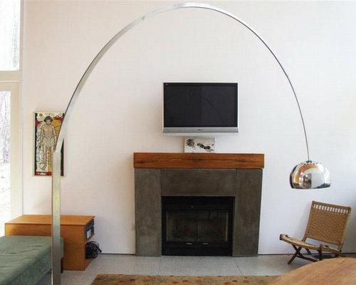 Prefab Fireplace | Houzz