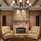 Bayview Country Estates Living Room Traditional