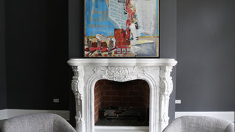 Sheer Opulence living room