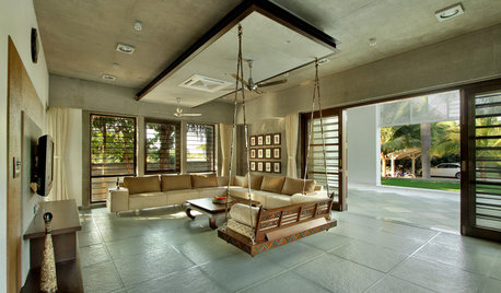 How to Add a Jhula (Swing) in Your Home
