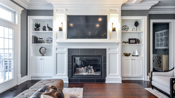 Sherwood Park Custom Home