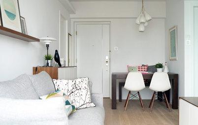 「ものの見方」を変えて、小さな家や部屋でも快適に暮らす6つの方法