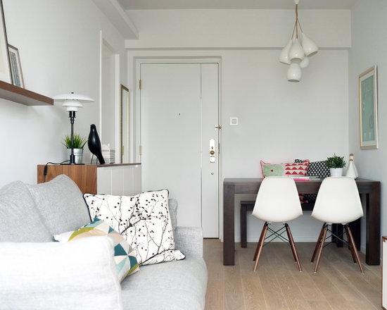Small Condo Living Room Houzz