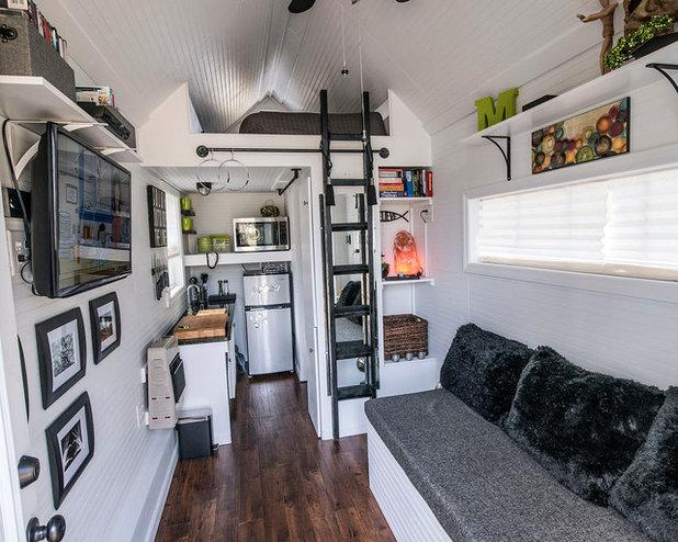di quanto spazio hai bisogno nella nuova casa? contiamo insieme i mq - Soggiorno Con Angolo Cottura 16 Mq 2