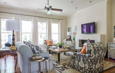 Guest Picks: Get a Soothing (but Not Snoozy) Traditional Living Room