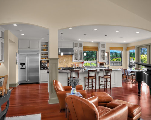 Kitchen Arch Home Design Ideas, Pictures, Remodel and Decor