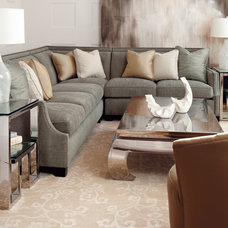 Contemporary Living Room by Artist Interiors