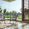 Baroda Houzz: Geometric Designs & Play of Contrast Define This Bungalow
