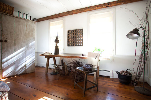 My houzz a rural idyll on shy rabbit farm for Fine country living