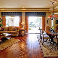 Traditional Living Room by Room Resolutions