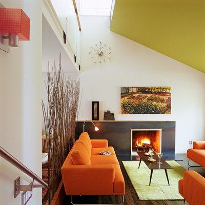Moderne Salon by COLEPREVOST