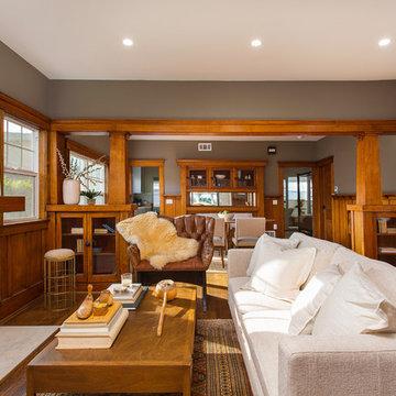 Silverlake Craftsman Airbnb Rental