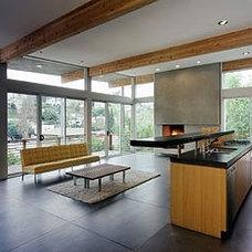 Modern Living Room | Silverlake Residence |