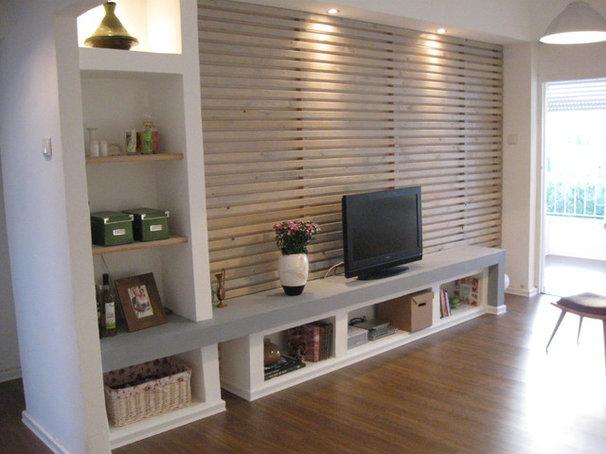 Modern Living Room by shiran do