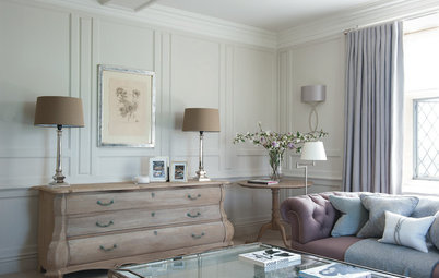 10 Ways to Create an Elegant, Traditional-style Living Room