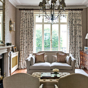 Sims Hilditch, London Townhouse