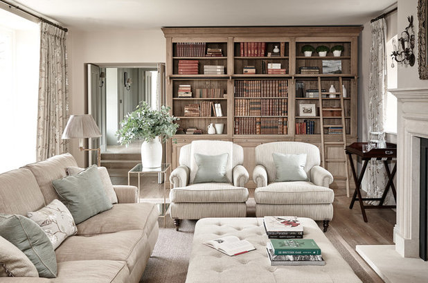 Country Living Room by Sims Hilditch
