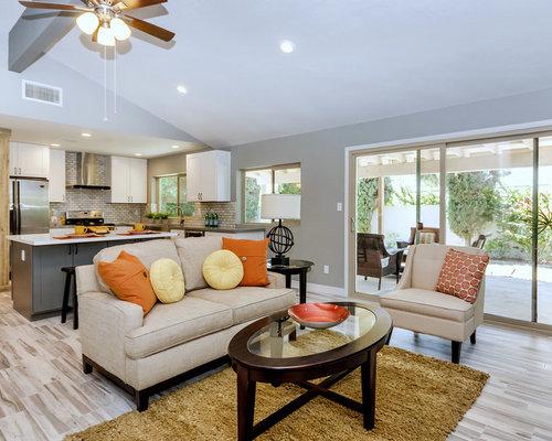 Transitional Living Room Design Ideas, Remodels U0026 Photos | Houzz