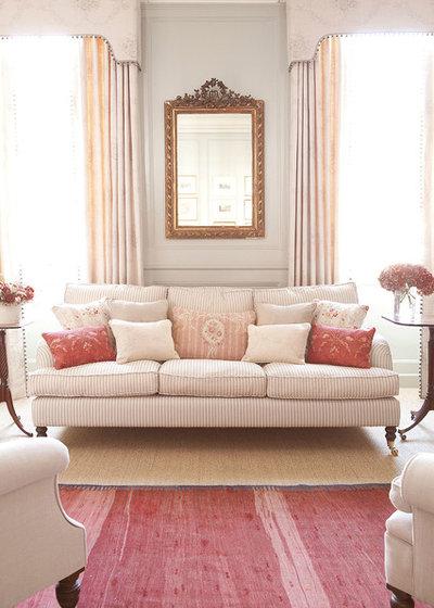 Classico Soggiorno by Kate Forman Designs Ltd