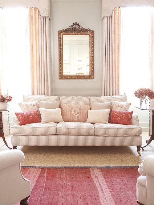 Traditional Victorian Living Room Furniture: Victorian Living Room