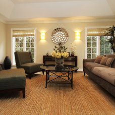 Contemporary Living Room by SE Interior Design, Inc