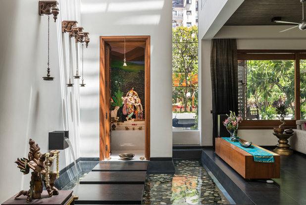 Contemporary Family Room by Studio Lagom