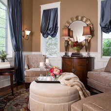 Traditional Living Room by Interior Enhancement Group, Inc.