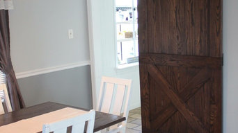 Sliding Dutch Barn Door