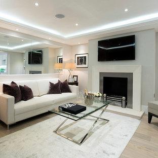Grey Cream Living Room Houzz