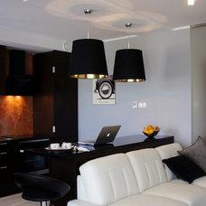 Modern Living Room by Michel Design
