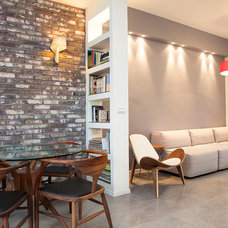 Contemporary Living Room by dana shaked