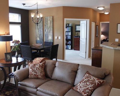 Living Room Interior Design For Condo