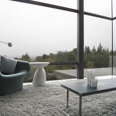 Modern Living Room by Cooper Joseph Studio