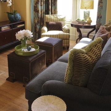 Small Living Room - Big on Character