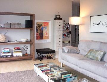 Small modern condo