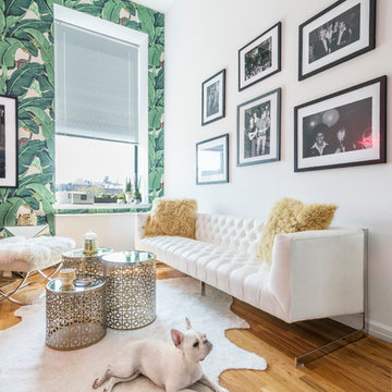Small Spaces Makeover with Fashion Blogger WeWoreWhat