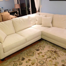 Living Room by Monarch Sofas
