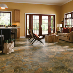 SMART Carpet - Living Room -